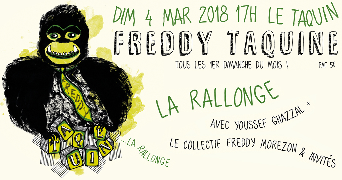 Freddy Taquine La Rallong