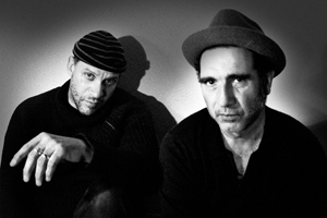 Reverse Winchester - Mike Ladd & Mathieu Sourisseau